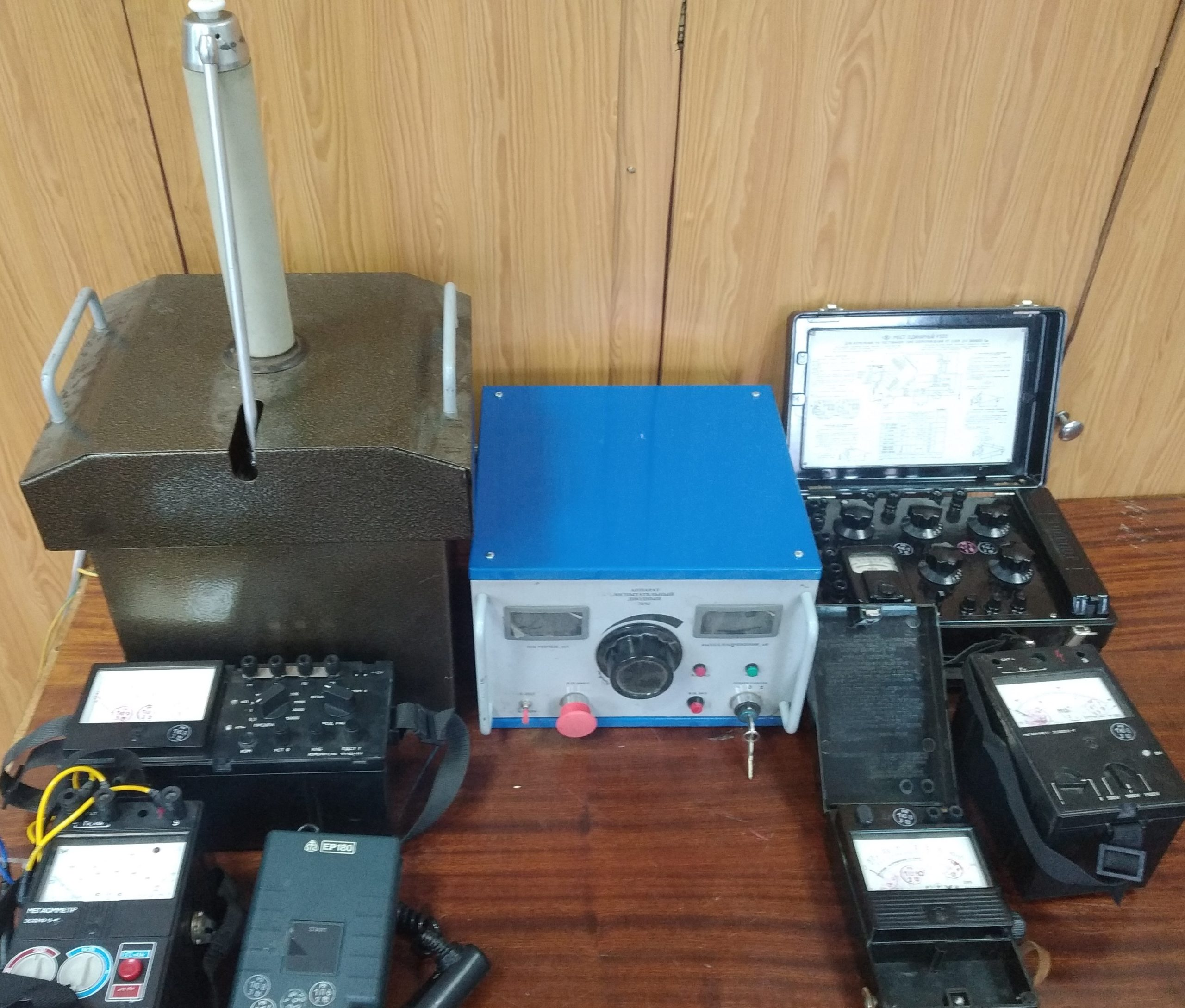 Electrotechnical laboratory services